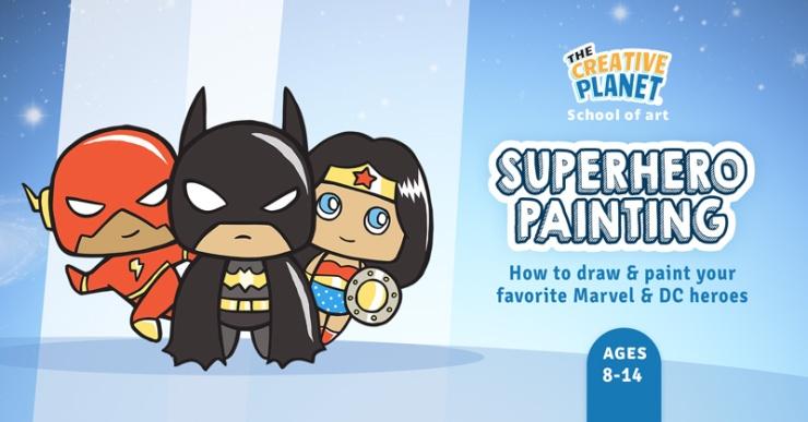 FB-holiday-superhero-painting