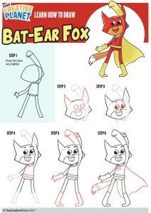 Bat-Ear-Fox