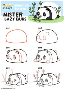 Kawaii-Mister-Lazy-Buns